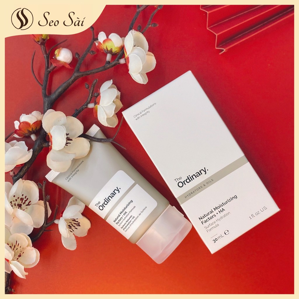 Kem dưỡng ẩm The Ordinary Natural Moisturizing Factors + HA