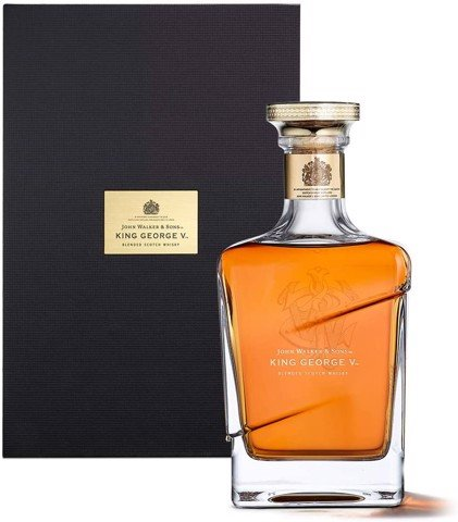 John Walker & Sons King George V 75cl