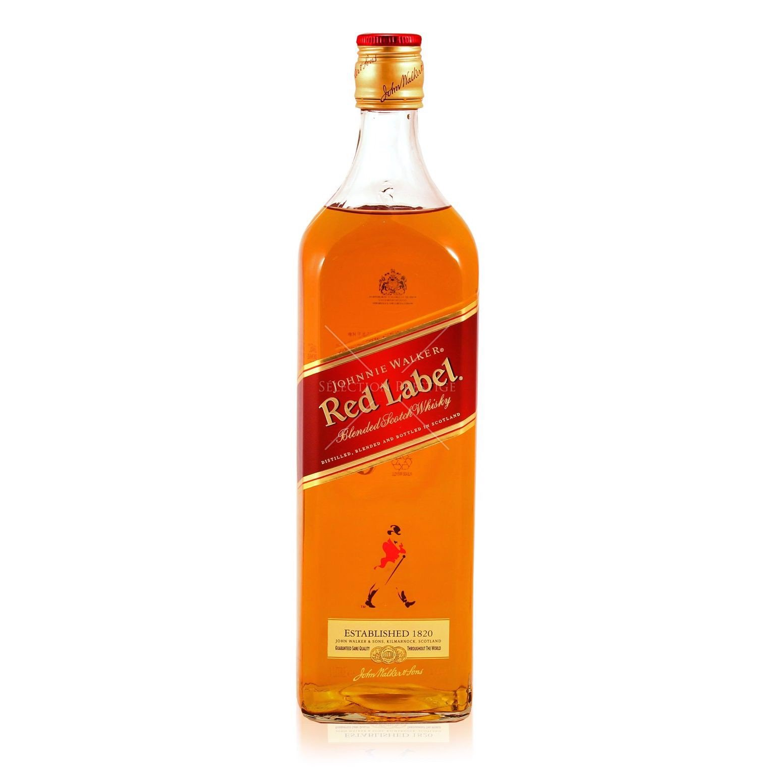 Johnnie Walker Red Label  37.5cl