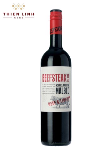 Beefsteak Club Malbec & Liberty