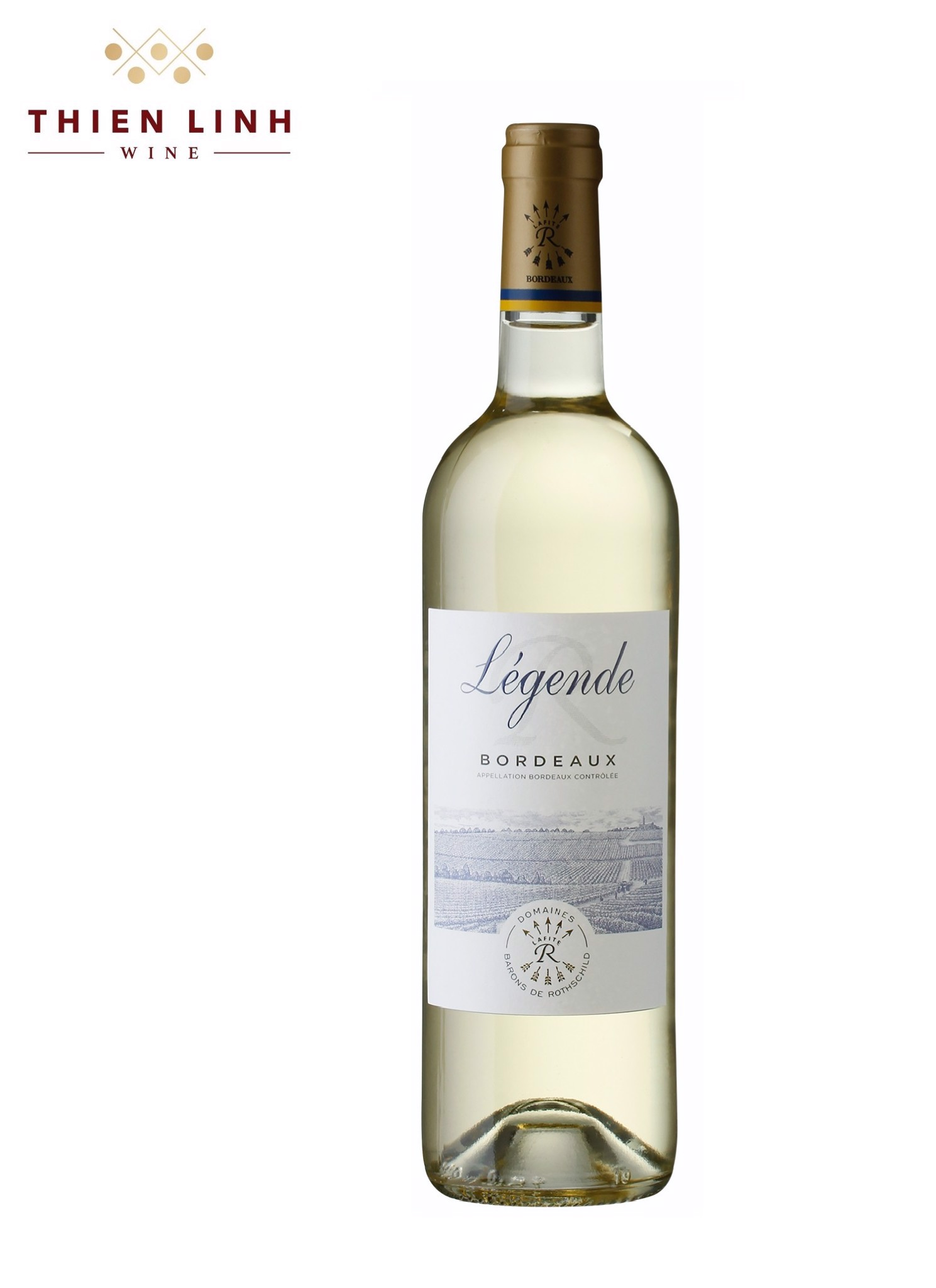 Legende Bordeaux Blanc