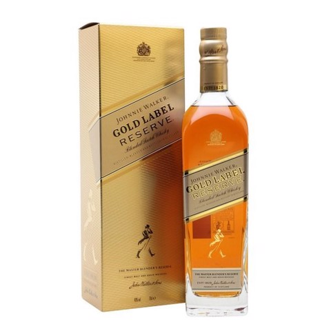 Johnnie Walker Gold Label Reserve 75cl