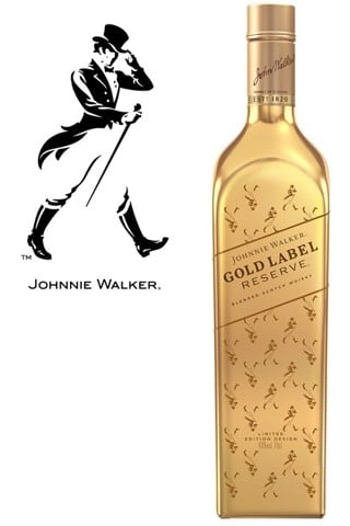 Johnnie Walker Gold Bulion V 75cl