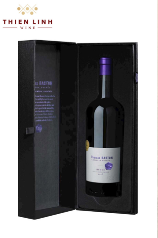 Thomas Barton Reserve Privee Medoc (Luxury gift pack)