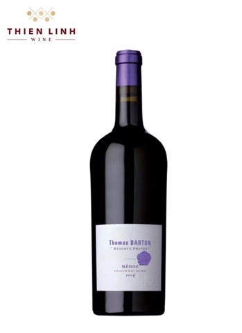 Thomas Barton Reserve Privee Medoc (Wooden case)