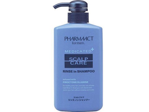 DẦU GỘI NAM PHARMAACT SCALP CARE 400ML
