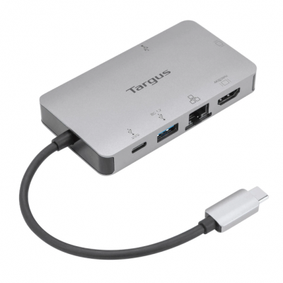 TARGUS - USB-C DP ALT MODE SINGLE VIDEO 4K HDMI/VGA DOCKING