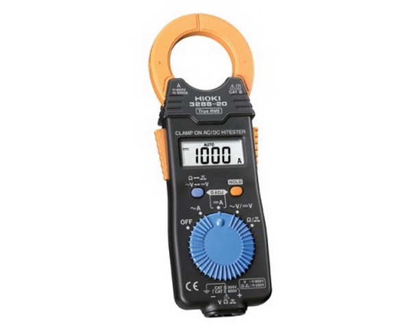 HIKIO 3288 - AC/DC Clamp Meter