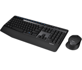 LOGITECH - WIRELESS COMBO MK345