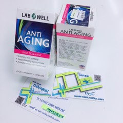Lab Well Anti Aging 60V