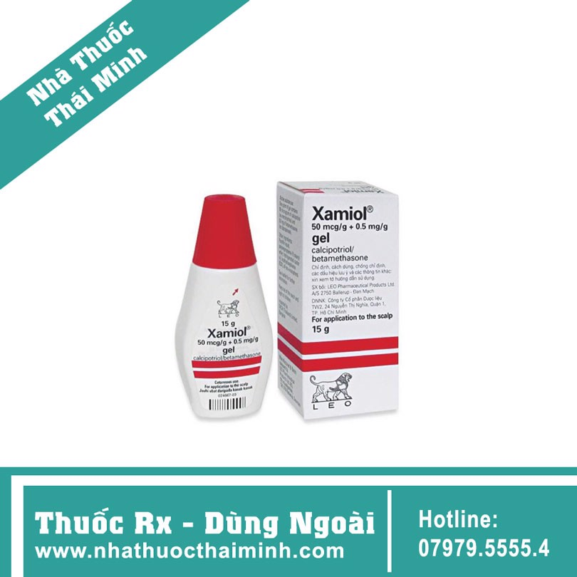 XAMIOL GEL