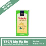 MEN VI SINH BIOBABY GOLD CHEWABLE,