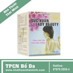 Sức xuân Lady Beauty Kingphar