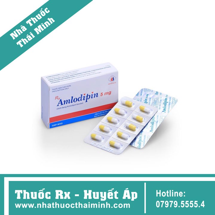 AMLODIPINE DOMESCO 5MG