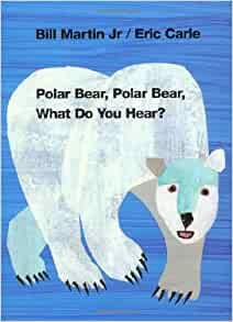 POLAR BEAR POLAR BEAR, What Do You Hear?