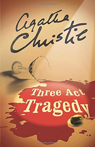 Poirot — THREE ACT TRAGEDY