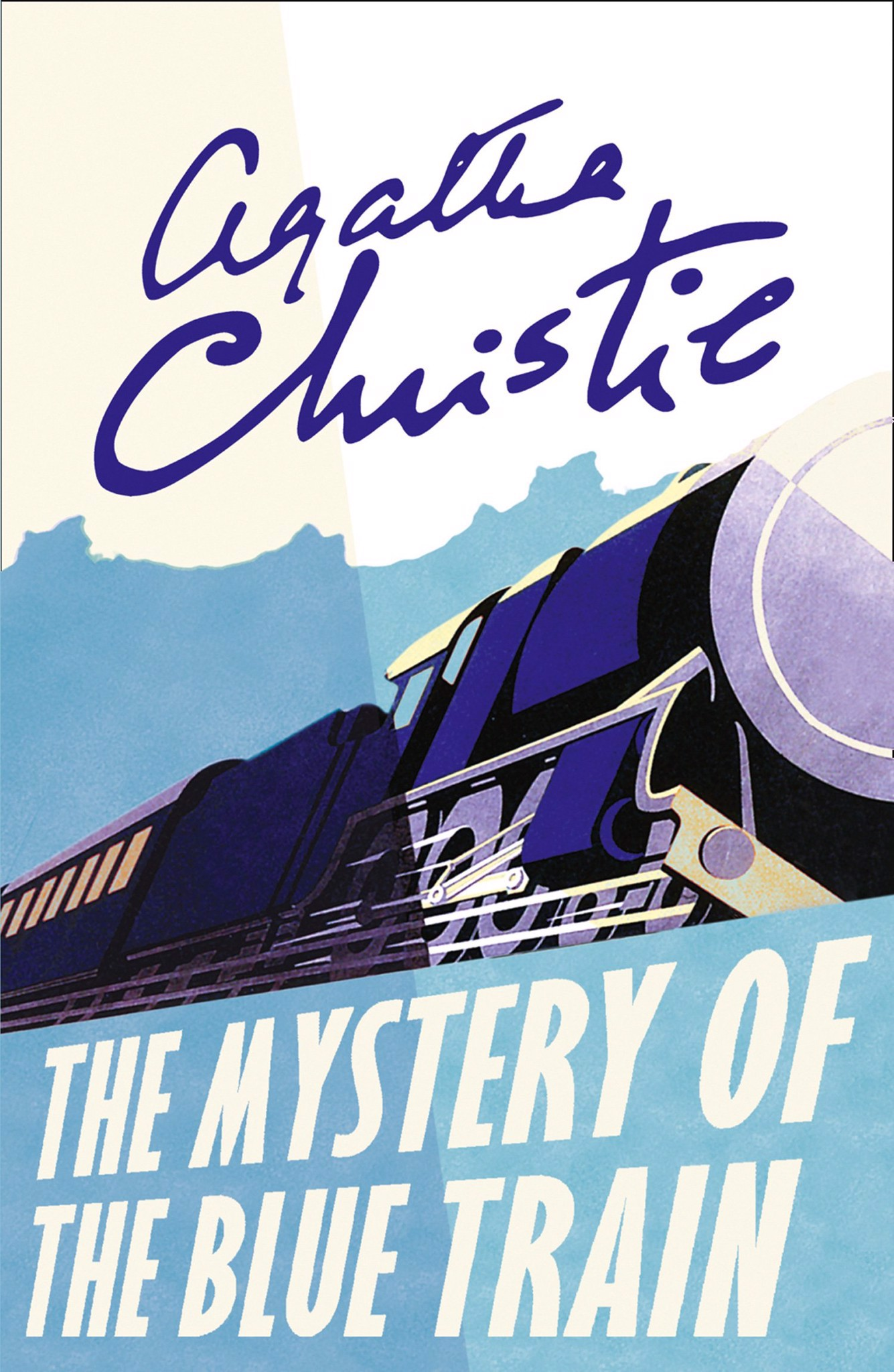 Poirot — THE MYSTERY OF THE BLUE TRAIN
