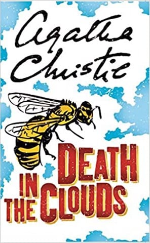 Poirot — DEATH IN THE CLOUDS