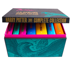 Harry Potter Adult HB Boxset 2015 22.6 x 15.3 x 27.9 cm
