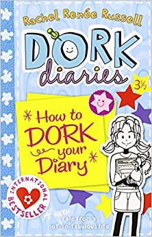 DORK DIARIES 3 1/2 HOW TO DORPA