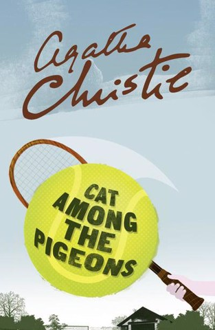 Poirot — CAT AMONG THE PIGEONS