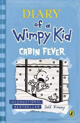 Diary of a Wimpy Kid book Cabin Fever 6