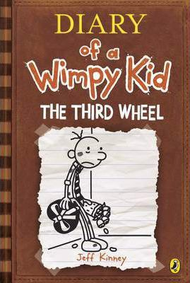 Diary of a Wimpy Kid: The Third Wheel Book 7