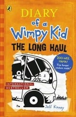 Diary of a Wimpy Kid: The Long Haul Book 9