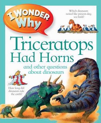 I Wonder Why Triceratops Reissue