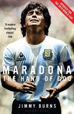 Maradona The Hand of God Paperback