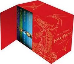 Harry Potter Boxed Set: The Complete Collection  2014