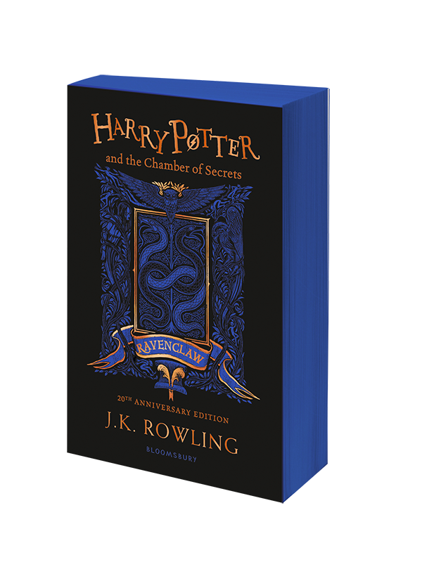 Harry Potter and the Chamber of Secrets – Ravenclaw Edition 28 June 2018