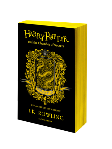 Harry Potter and the Chamber of Secrets – Hufflepuff Edition 28 June 2018