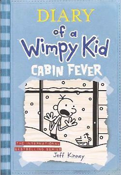 Diary of a Wimpy Kid # 6: Cabin Fever (International)