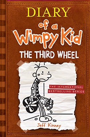 Diary of a Wimpy Kid # 7: The Third Wheel (International)