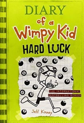 Diary of a Wimpy Kid # 8: Hard Luck (International)