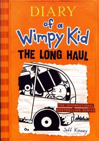 Diary of a Wimpy Kid # 9: The Long Haul (International)