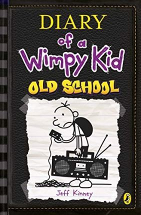 Diary of a Wimpy Kid # 10: Old School (International)