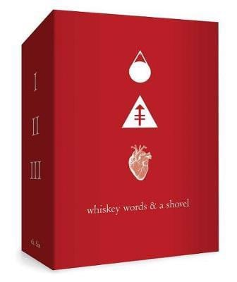 Whiskey Words & Shovel Box Set Volume 1-3 Paperback