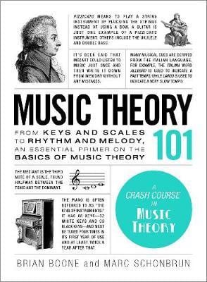 Music Theory 101: From keys and scales to rhythm and melody,