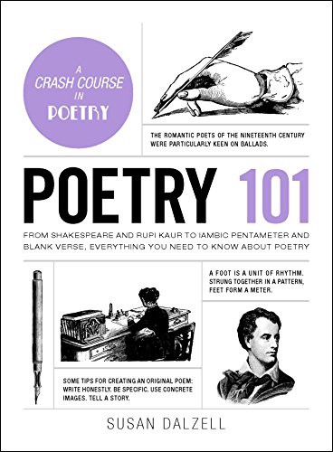 Poetry 101: From Shakespeare and Rupi Kaur to Iambic Pentameter