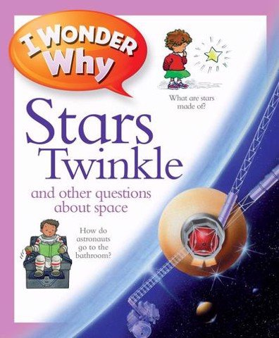 I Wonder Why Stars Twinkle Reissue