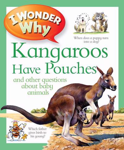 Reissue I Wonder Why Kangaroos