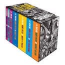 Harry Potter Boxed Set: Adult B-Format Editions