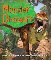 Fast Facts Monster Dinosaurs