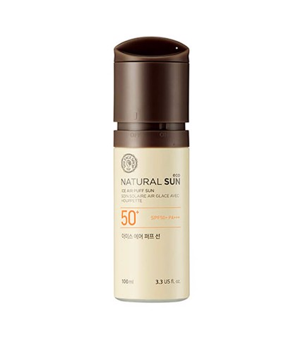 Chống nắng Thefaceshop Natural Sun Eco Ice Body Puff Sun SPF50 PA+++