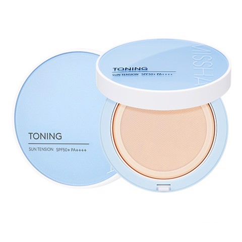 Kem Chống Nắng Dạng Tension Missha All Around Safe Block Toning Sun Tension Spf50+/Pa++++ 17g