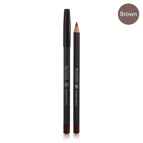 Chì Kẻ Mắt Missha The Style Eyeliner Pencil