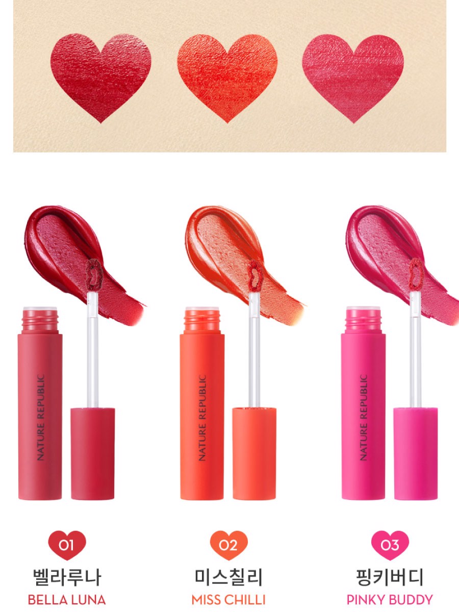 BY FLOWER SORBET HEART TINT