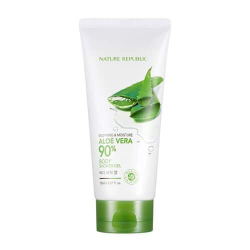 Sữa tắm SOOTHING & MOISTURE ALOE VERA BODY SHOWER GEL